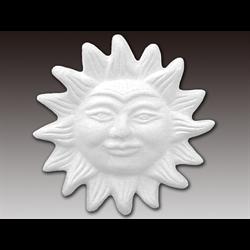 TILES, ETC. Sun w/ mounting hole/12 SPO