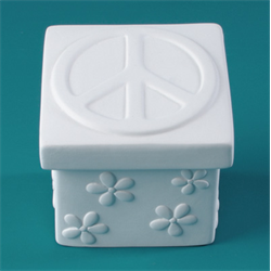 BOXES Peace & Daisy Box/6 SPO