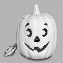 SEASONAL Lighted Pumpkin with Light Kit/6 SPO