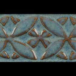 BLUE RUTILE - Pint (Cone 6 Glaze)