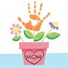 Pattern Pack - Handprint Flowers/1 SPO