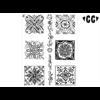 Tiles Silkscreen/1 SPO