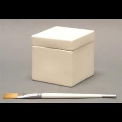 BOXES CUBE BOX W/LID/12 SPO