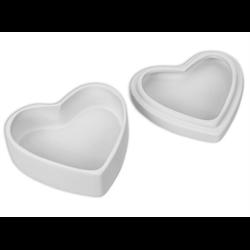 BOXES Large Heart Box/12 SPO