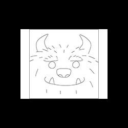 Reusable Pattern (6 pack) - Yeti/1 SPO