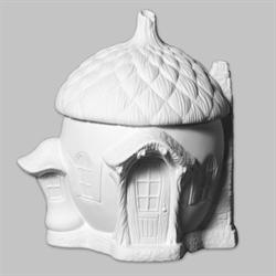 KITCHEN Fairytale Jar - Acorn Cottage/2 SPO