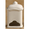 KITCHEN Tea Bag Dispenser w/lid/6 SPO