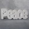 TILES, ETC. Peace Plaque/6 SPO