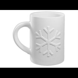 MUGS Snowflake Mug/6 SPO