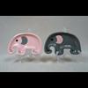 PLATES Elephant Plate/6 SPO