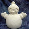 SEASONAL LARGE SNOWMAN/1 SPO