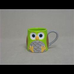 MUGS Owl Cup/12
