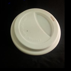 MUGS WHITE (PKG 6) SILICONE LID for CCX110/149/6