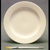 """PLATES RIMMED DINNER 9.3/4""""PLAT/12 SPO"""