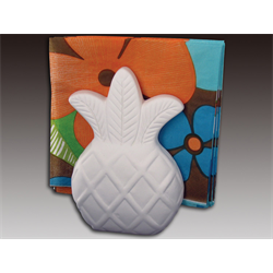KITCHEN Pineapple Napkin Holder/4 SPO