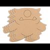Monster Plaque/4 SPO