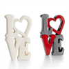 TILES, ETC. STANDING LOVE PLAQUE/6 SPO