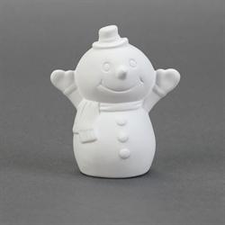 KIDS TINY TOT SNOWY THE SNOWMAN /6 SPO