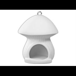 HOME DÉCOR Hanging Mushroom Feeder/4 SPO