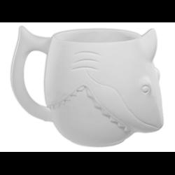 MUGS Shark Attack Mug/4 SPO