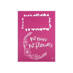 Spring Floral Silkscreen/1 SPO