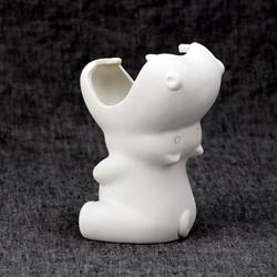 KITCHEN Hungry Hippo Holder/6 SPO