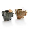 MUGS ELEPHANT TEA CUP/6 SPO