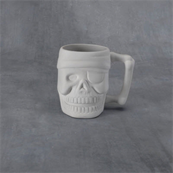 MUGS Pirate Mug 16 oz. /6 SPO