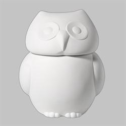 BOXES Owl Cookie Jar/3 SPO