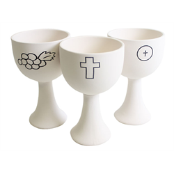 MUGS Hand Detailed Blessing Cup/6 SPO