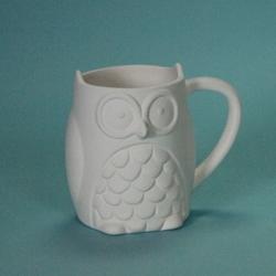MUGS WINSTON OWL III MUG/6