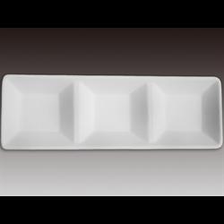 KITCHEN Three Section Dish/4 SPO