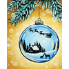 Pattern Pack - Glass Ornament/1 SPO