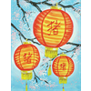 Pattern Pack - New Year Lanterns/1 SPO