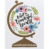 Pattern Pack - Wonderful World Globe/1 SPO