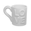 MUGS LOVE Mug/6 SPO