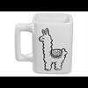 MUGS Fluffy Llama Mug/4 SPO