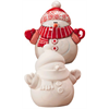 SEASONAL SNOWMAN FIGURE/6 SPO