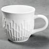 MUGS Fluted Mug/6