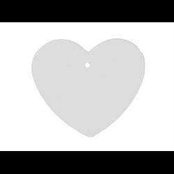 SEASONAL Heart Party Ornament/12 SPO