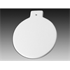 SEASONAL Flat Ball Ornament/12 SPO