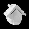 BOXES Pumpkin Fairy House Box/4 SPO