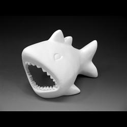 KITCHEN Shark Soap Holder/4