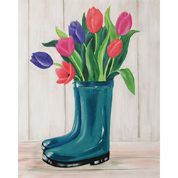 Pattern Pack - Boot Bouquet/1 SPO