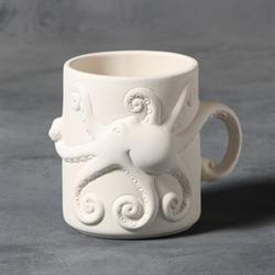 MUGS Octopus Mug/6