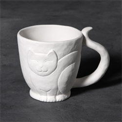 MUGS Kitty Cup/6