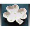 KITCHEN Lucky Shamrock Spoon Rest/6 SPO