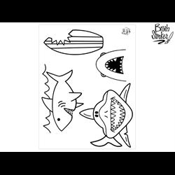 Shark Silkscreen/1 SPO