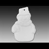 SEASONAL Snowman Ornament/20 SPO