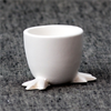 KITCHEN Footed Egg Cup/6 SPO
